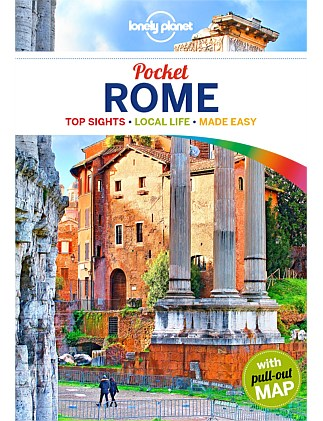 Pocket Rome Travel Guide - 5th Edition