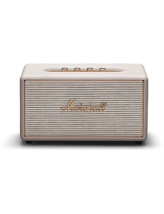 MARSHALL STANMORE ACTIVE WIFI SPEAKER CREAM