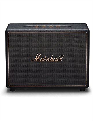MARSHALL WOBURN ACTIVE WIFI BLUETOOTH SPEAKER BLACK