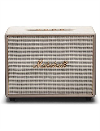 MARSHALL WOBURN ACTIVE WIFI BLUETOOTH SPEAKER CREAM