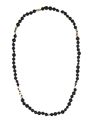 Sable Long Mixed Necklace