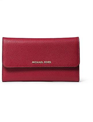 Mercer Tri Fold Leather Wallet