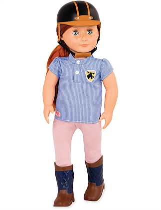 Our Generation Elliet The Riding Doll