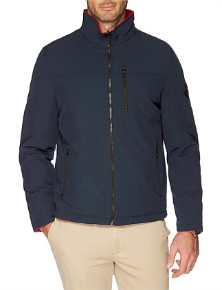 DOWN QUILTED JACKET TRUE NAVY