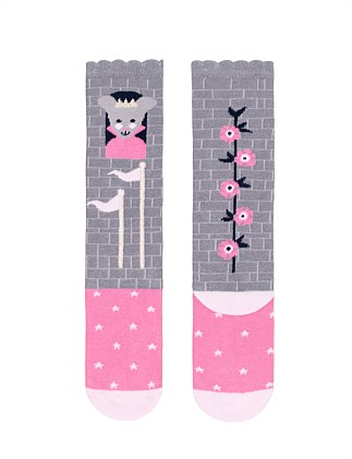 Princess Mouse socks