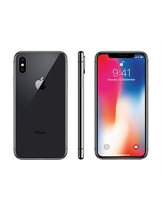 IPHONE X 256GB SPACE GREY MQA82X/A