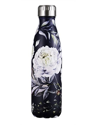 FLUID VACUUM BOTTLE BLOOM BLACK 500ML