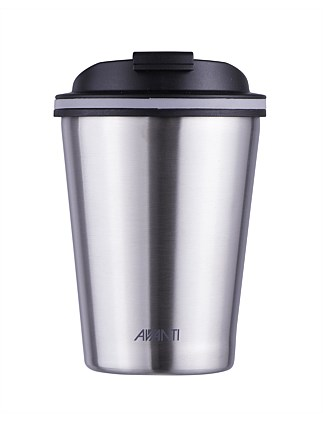 GO CUP BRUSHED STAINLESS STEEL 280ML