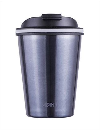GO CUP STEEL BLUE 280ML