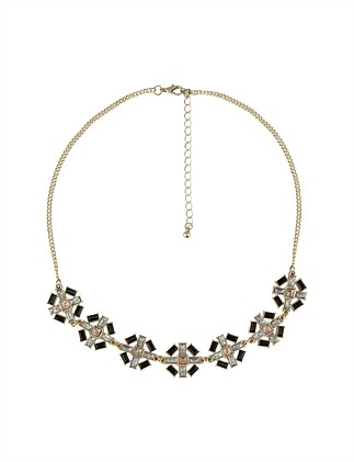 DECO STATTEMENT NECKLACE
