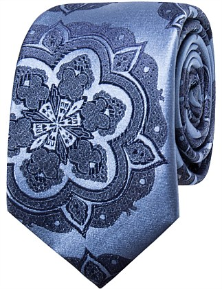 BIG MEDALLION TIE