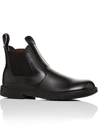 Reflex Leather Boot