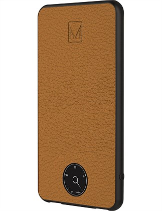 Moyork WATT Leather 6000mAh Power Bank Brown