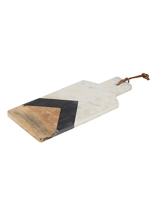 Marble/Wood Paddle Board