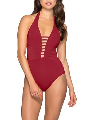 Parallels Plunge One Piece