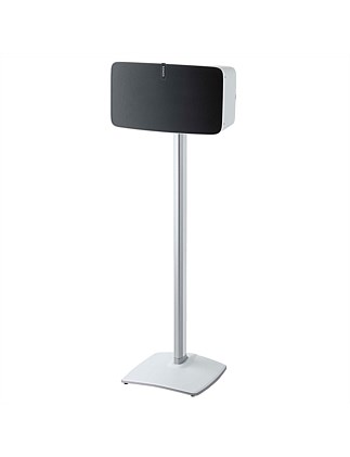 PREMIUM WIRELESS SPEAKER STAND FOR SONOS Play5 WHITE - WSS51