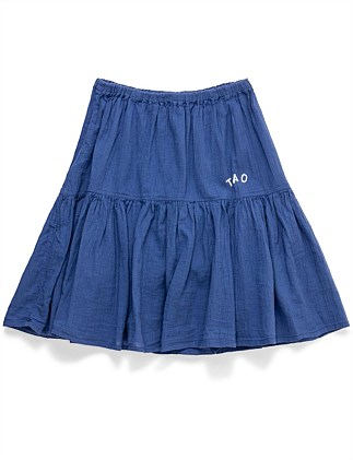 BIRD KID SKIRT (4-6 Years)