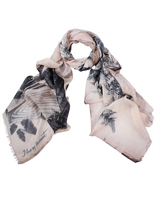 Digital Print Giftbox Scarf