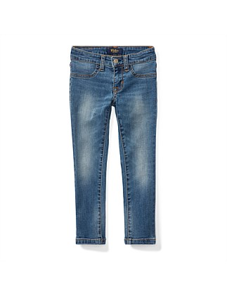2936a946bae Quickview · Add to wishlist · Aubrie Denim Legging(2-7 Years) On Sale. Polo  Ralph Lauren
