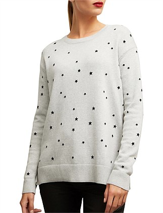 Flock Star Knit