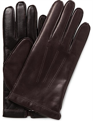 TOUCH NAPPA GLOVE W/ WOOL LINING