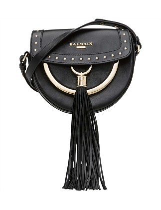 Domaine Flap Bag With Tassel