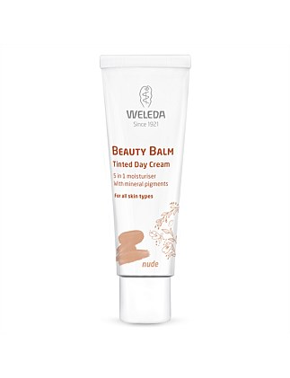 WELEDA BB Tinted Day Cream nude 30ml