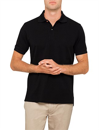 CHARM BUTTON POLO