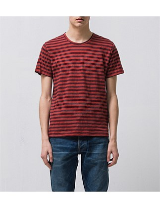 Anders Double Stripe Tee