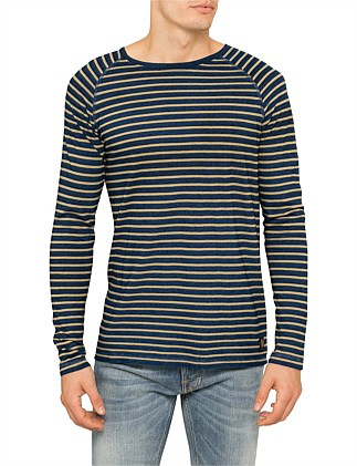 Otto French Stripe Tee