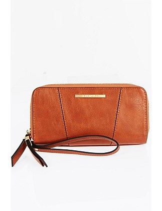 NIKKO ZIP AROUND WALLET