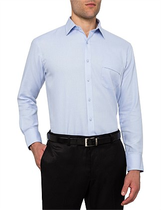 DOBBY WEAVE CLASSIC FIT SHIRT