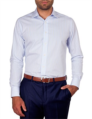 STRIPE CONTEMPORARY FIT SHIRT