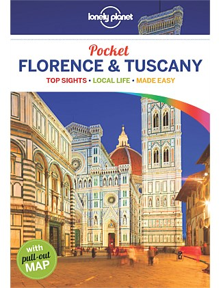 Pocket Florence & Tuscany Travel Guide - 4th Edition
