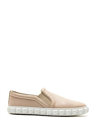 BELLA ROSEBUD SLIP-ON SNEAKERS
