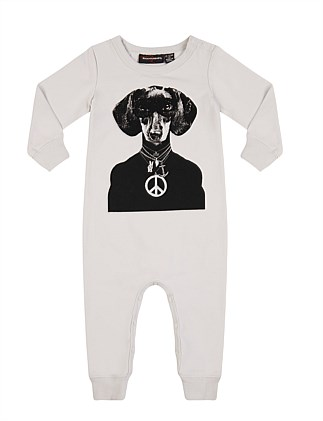 Hero Playsuit (3-24months)