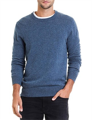 Wooly Crew Knit