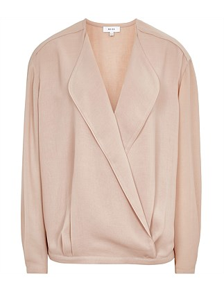 ELEANORA-LONG SLEEVE BLOUSE