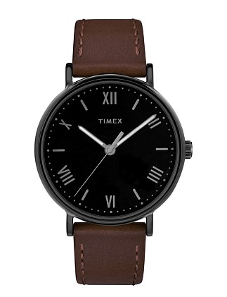 Southview Leather Strap Watch