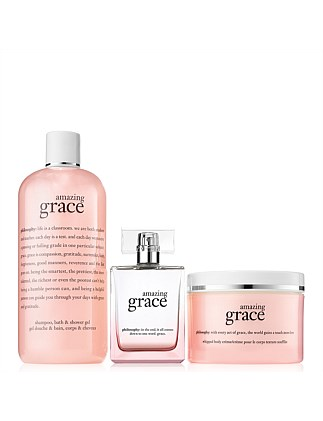 amazing grace edp set