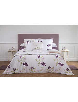 Clematis King Bed Duvet Cover 245x210