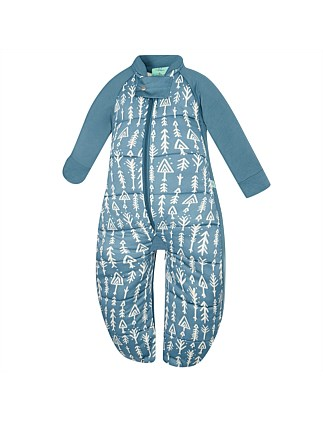 ERGOPOUCH 2.5 TOG SLEEP SUIT BAG MIDNIGHT ARROWS