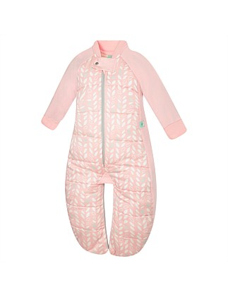 ERGOPOUCH 2.5 TOG SLEEP SUIT BAG SPRING LEAVES