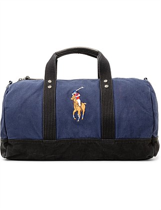 1d5015d1752c Canvas Backpack Special Offer On Sale. Polo Ralph Lauren
