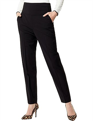 CORSET TAILORED TROUSERS
