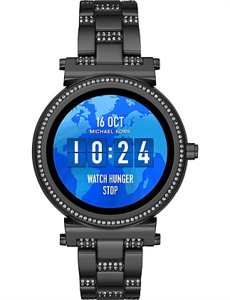 Sofie Black Display Smartwatch