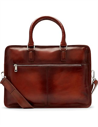 ETHAN LEATHER BRIEFCASE