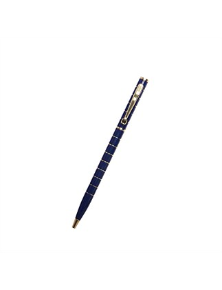 APW Small Pen - Navy & Gold