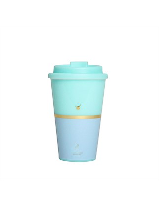 APW Thermal Mug - Duck Egg & Misty Blue
