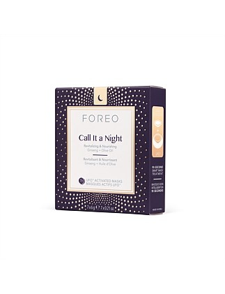 Foreo UFO Mask: Call It A Night